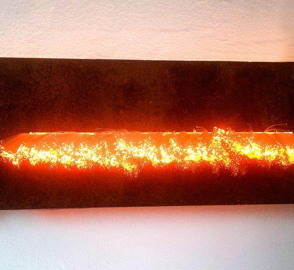 Erizo Wandlampe